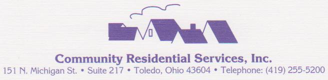 Community Residential Services, Inc.